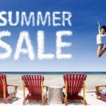 Summer Celebrations Equals Super Sales