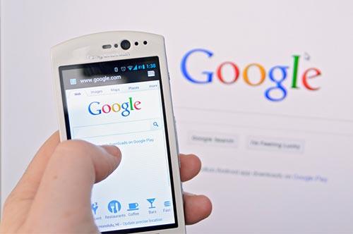 Google Mobile Update April