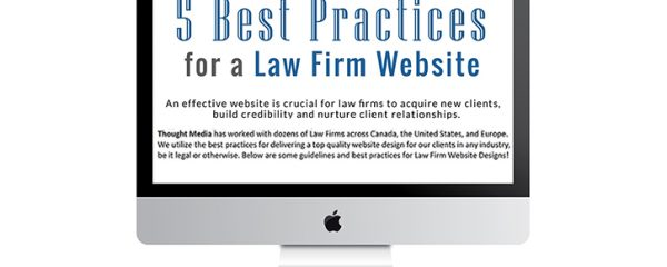 Law Firm Website Design: 5 Best Practices