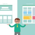 Custom Website Design vs Theme Website Design