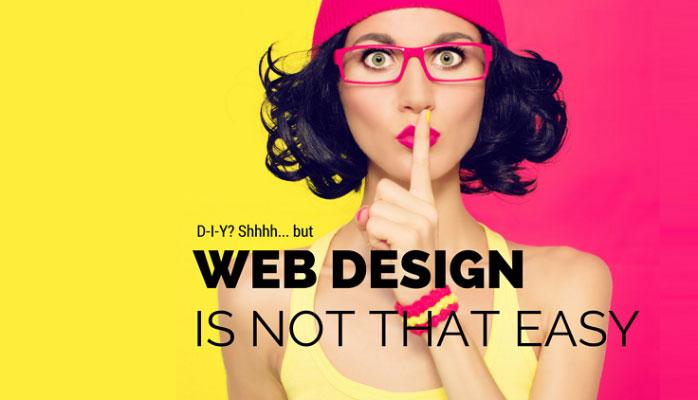 Do-IT-Yourself Website Design or Agency Website Design