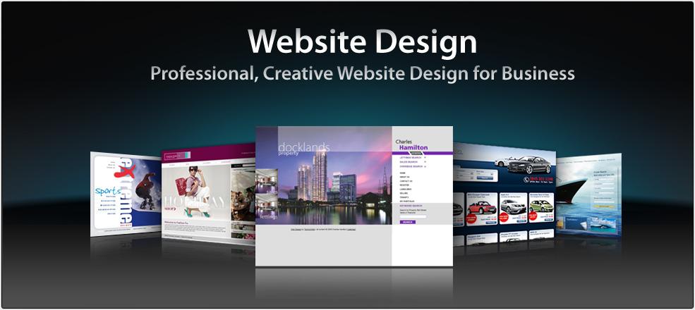 Website Design in Greater Toronto Area