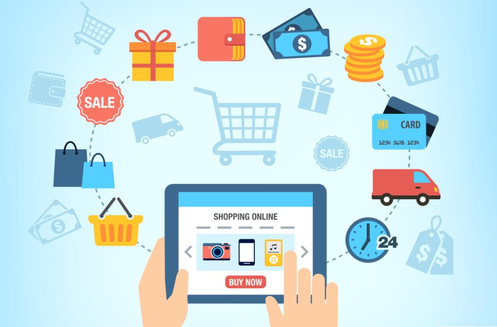 study on e shopping
