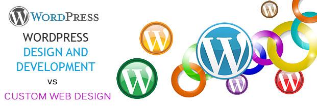 Custom Website Design WordPress