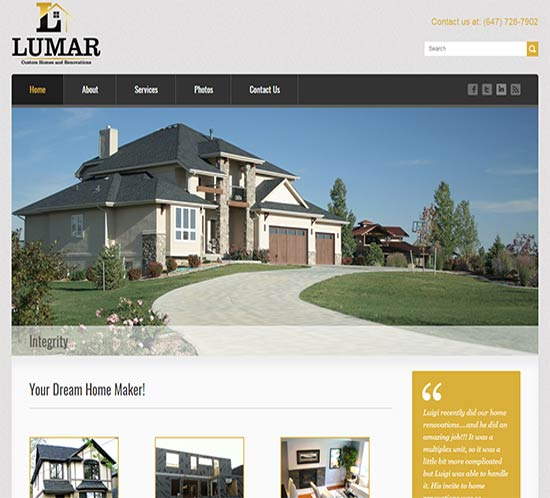 Lumar Custom Homes