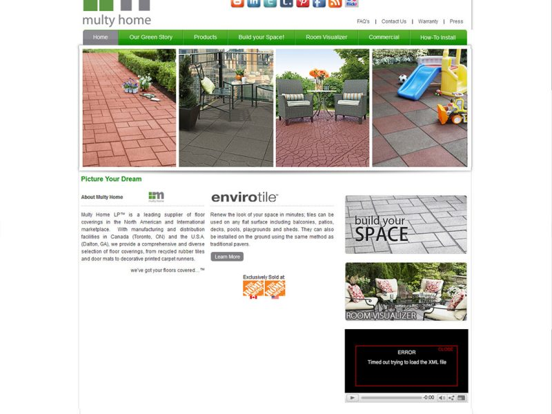 MULTY HOME (ENVIROTILE)