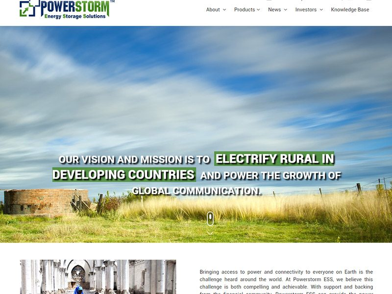 PowerStorm Holdings