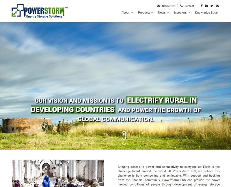 PowerStorm Holdings