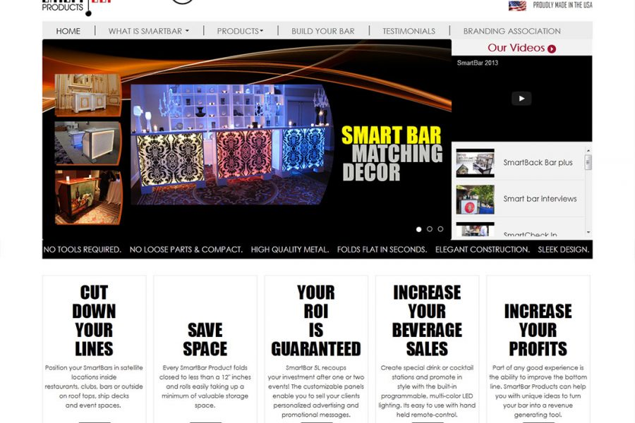SMART BAR PRODUCTS