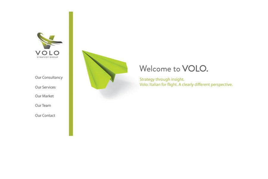VOLO STRATEGY GROUP