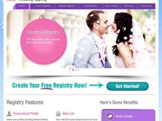 Down Payment Wedding Registry