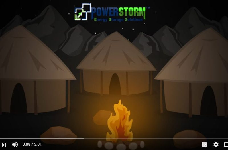 Animated Explainer Video - PowerStorm