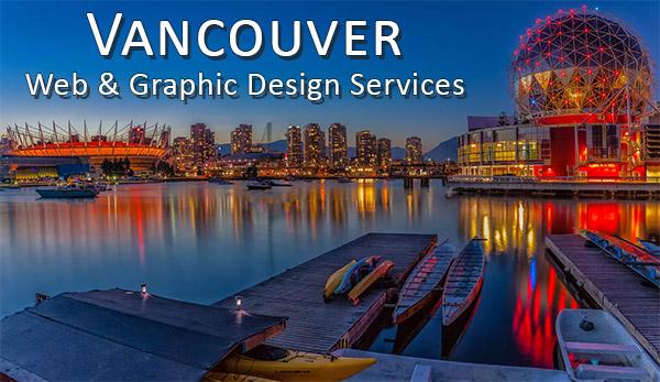 Graphic Web Design Services Vancouver