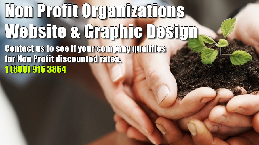 Non Profit Web Design Services