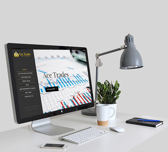 Ace Trades WordPress Web Design
