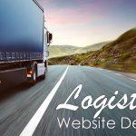 Logistics Website Design for the Transportation Industry