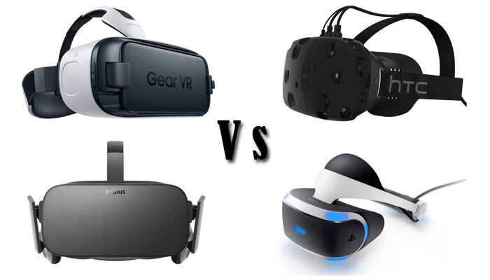 PSVR-Vs-HTC-Vive-Vs-Oculus-Rift-Vs-Gear-VR