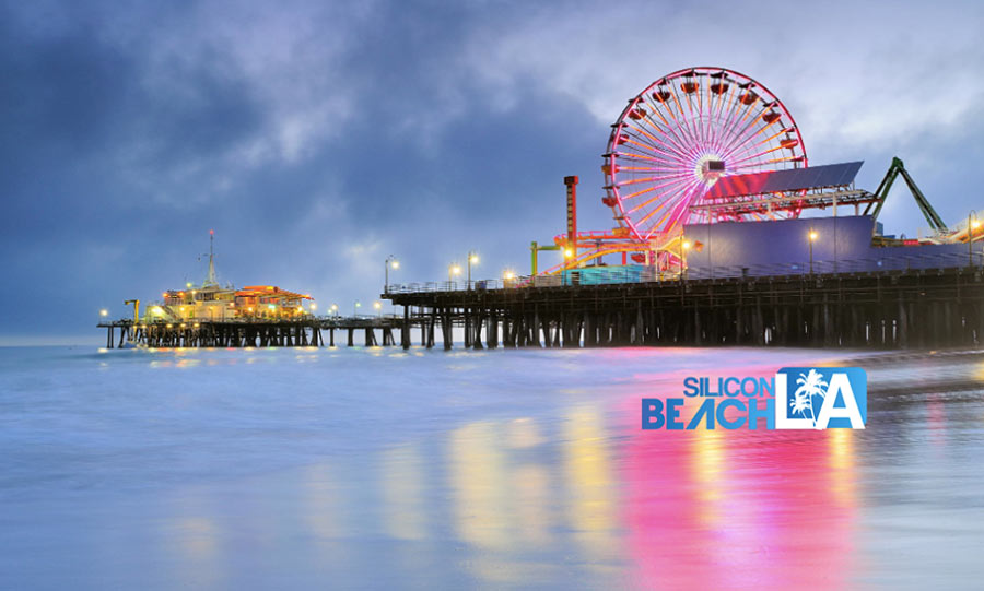 Los Angeles Web Designers Hit the Beach – Silicon Beach!