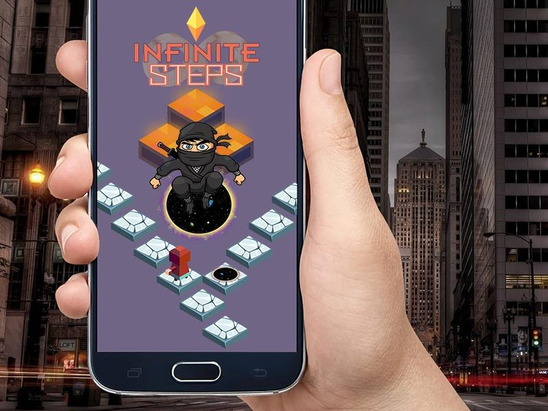 Android-Game-Developer-Infinite-Steps