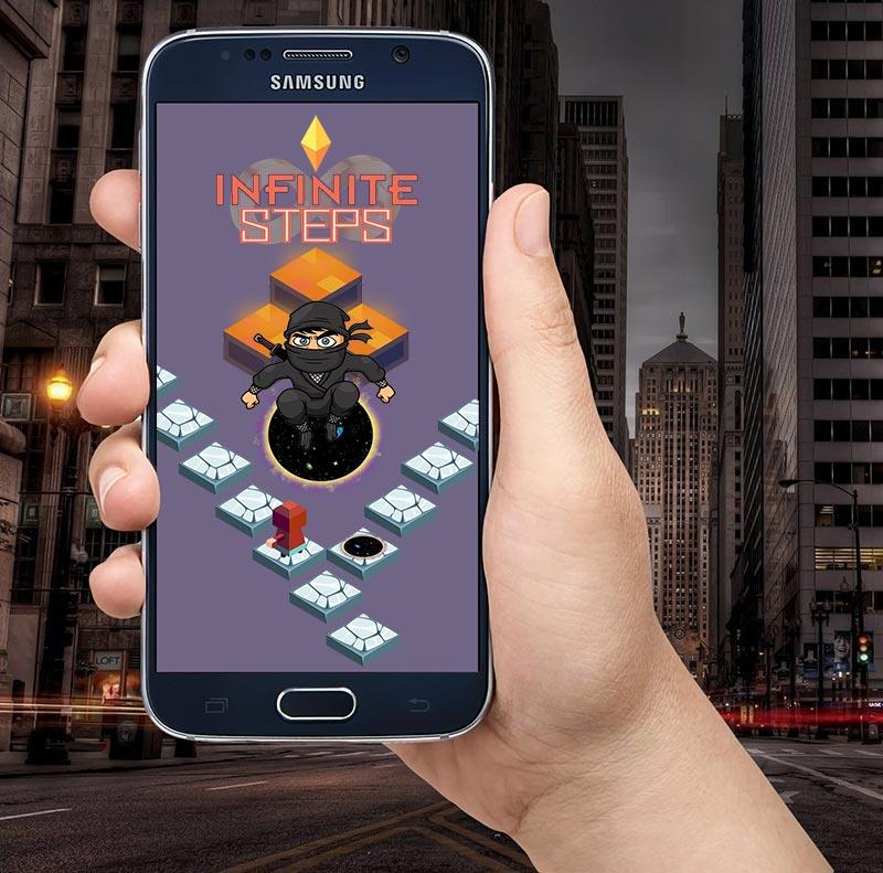 Android-Game-Developer-Infinite-Steps