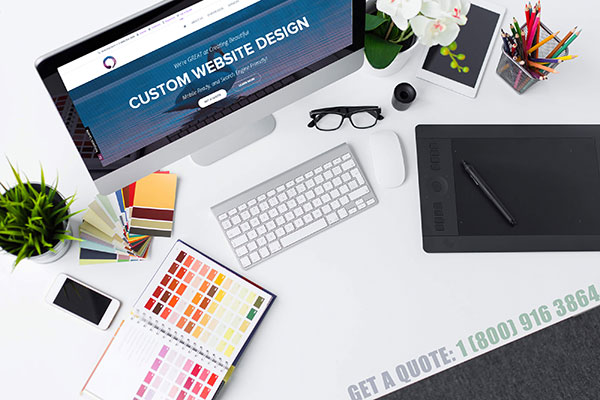 custom web design toronto
