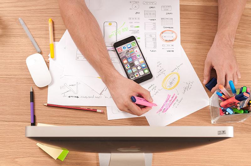 custom website design vs wordpress web design