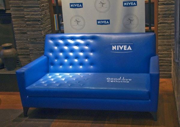 Nivea Bench creative advertising