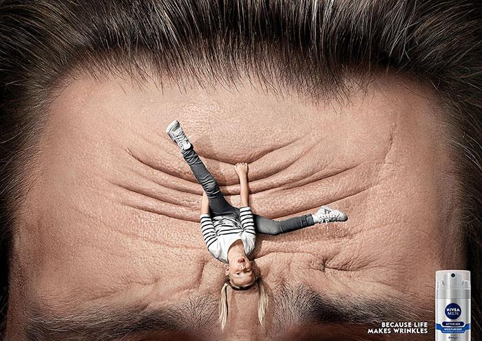 Nivea Men Creative Print Ads