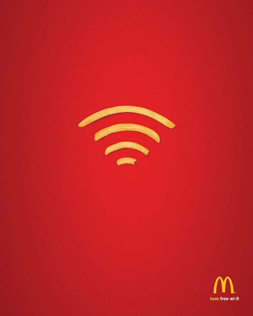 Mcdonalds Print Advertisement 2019