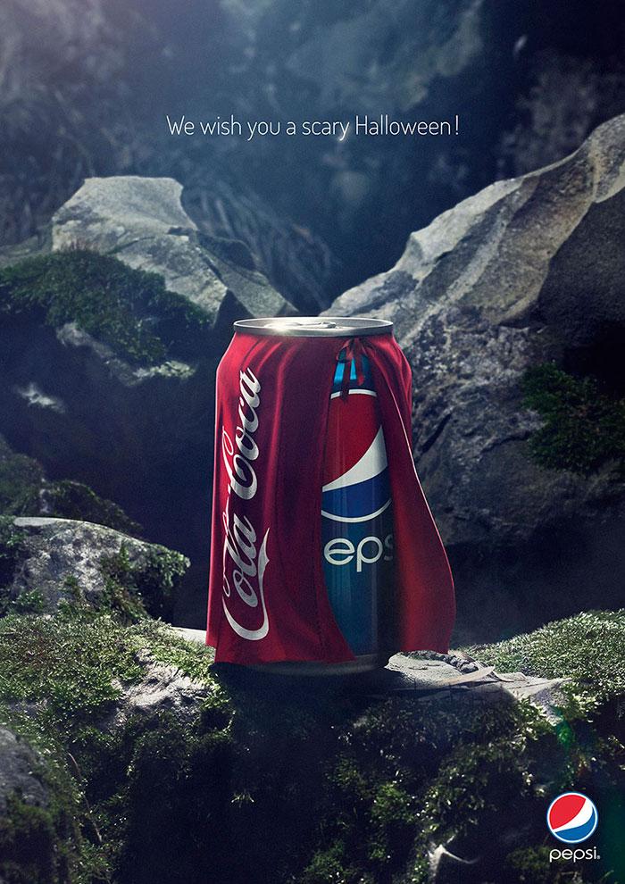 Pepsi Print Ads 2019
