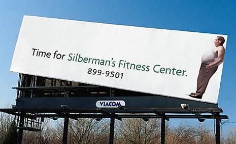 Silbermans fitness center
