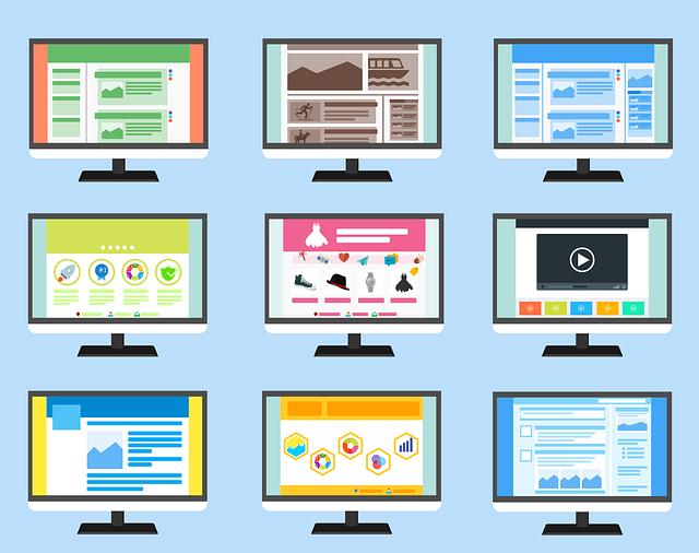 Template Web Design