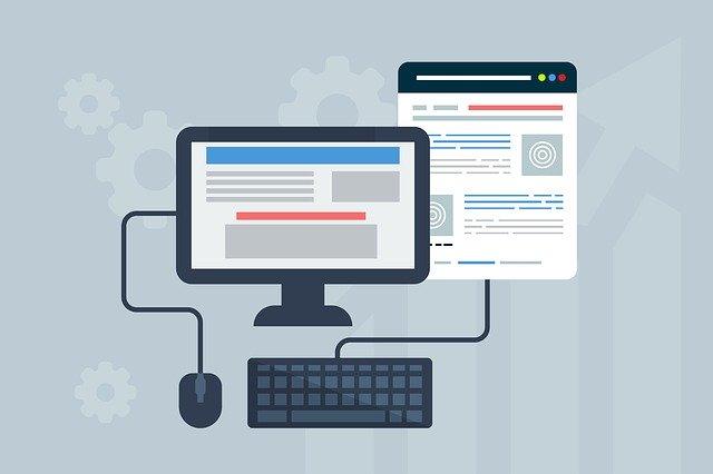 wordpress web design template vs custom web design