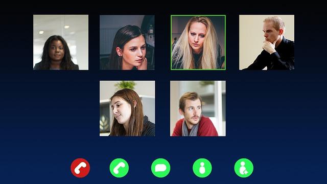 zoom meetings online video trends