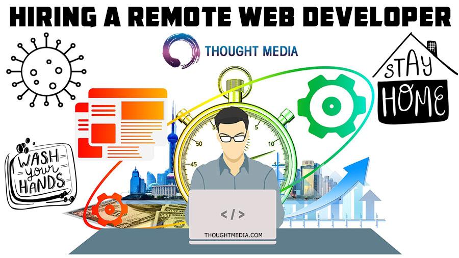 Hiring a Remote Website Developer or Web Designer
