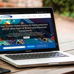 Custom Web Design for Intransit Technologies