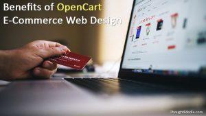 OpenCart ECommerce Web Design and Development