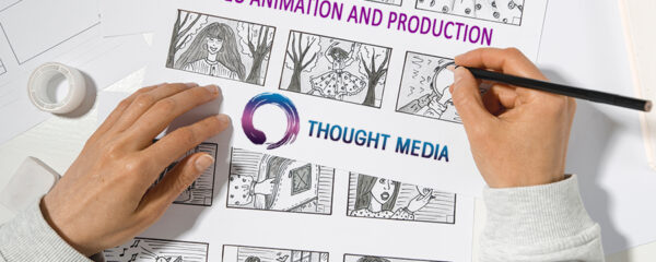 video animation company and video production Thought Media