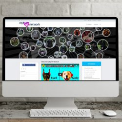 WordPress Web Design MyK9Network
